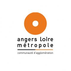 Logo Angers loire métropole