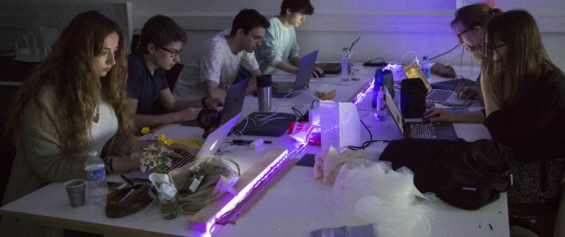 Battle créative iCreaTe - Interdisciplinarité CREAtion TEchnologie